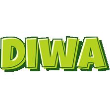 Diwa summer logo