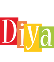 Diya colors logo