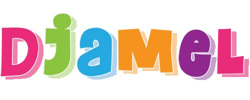 Djamel friday logo