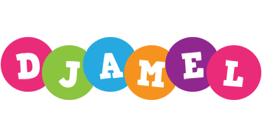 Djamel friends logo