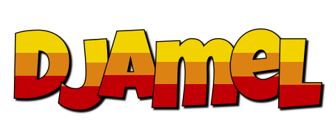 Djamel jungle logo