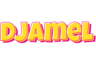 Djamel kaboom logo