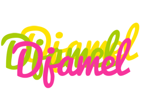 Djamel sweets logo
