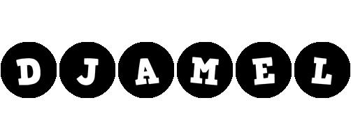Djamel tools logo
