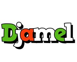 Djamel venezia logo