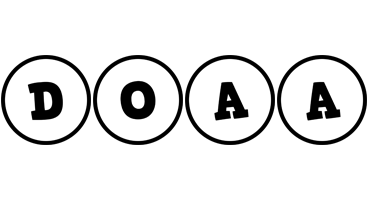 Doaa handy logo