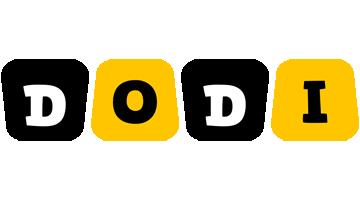 Dodi boots logo