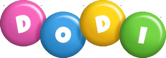 Dodi candy logo