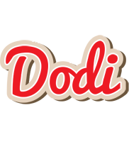 Dodi chocolate logo