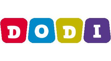 Dodi daycare logo