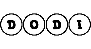 Dodi handy logo