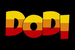 Dodi jungle logo