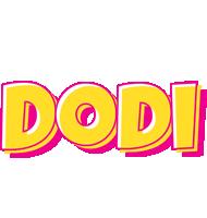 Dodi kaboom logo