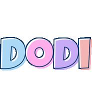 Dodi pastel logo