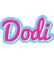 Dodi popstar logo