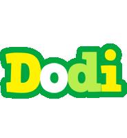 Dodi soccer logo
