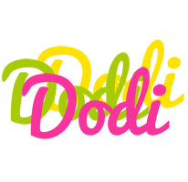 Dodi sweets logo
