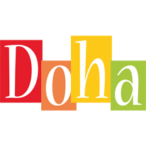 Doha colors logo