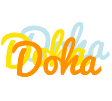 Doha energy logo