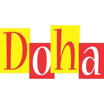Doha errors logo