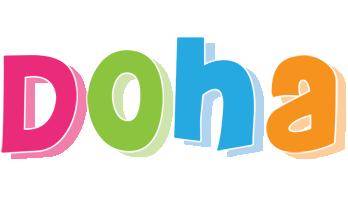 Doha friday logo