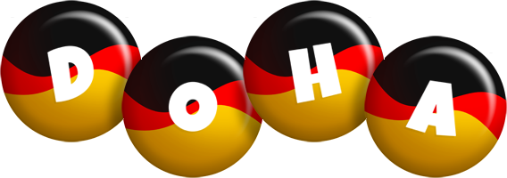 Doha german logo