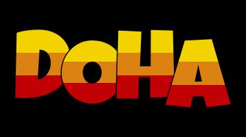 Doha jungle logo