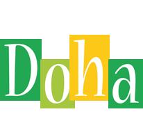 Doha lemonade logo