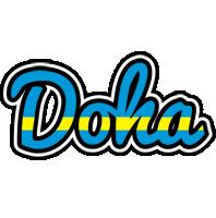 Doha sweden logo