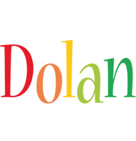 Dolan birthday logo