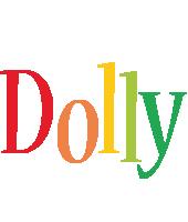 Dolly birthday logo