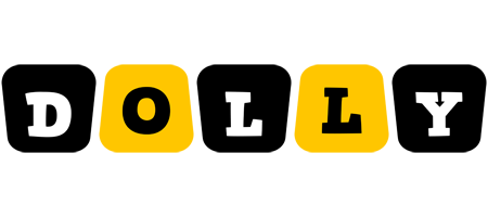 Dolly boots logo