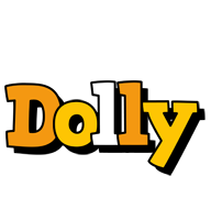 Dolly cartoon logo