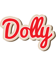 Dolly chocolate logo