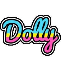 Dolly circus logo