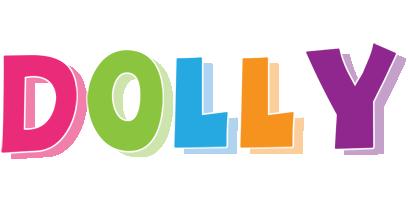 Dolly friday logo