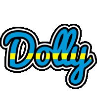 Dolly sweden logo