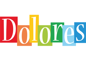 Dolores colors logo