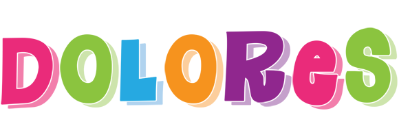 Dolores friday logo