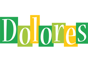 Dolores lemonade logo