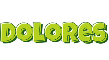 Dolores summer logo
