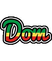 Dom african logo