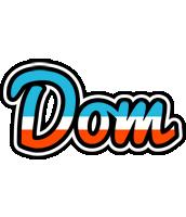 Dom america logo