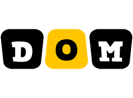 Dom boots logo