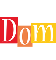 Dom colors logo