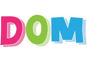 Dom friday logo