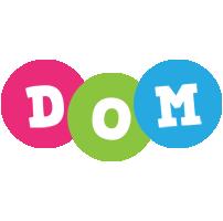 Dom friends logo