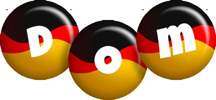 Dom german logo