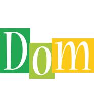Dom lemonade logo