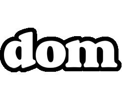 Dom panda logo